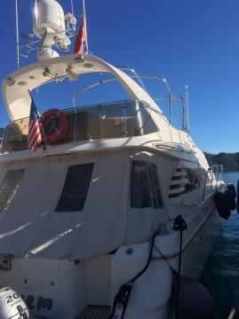 Vermietung Yachten Fairline mit Führerschein