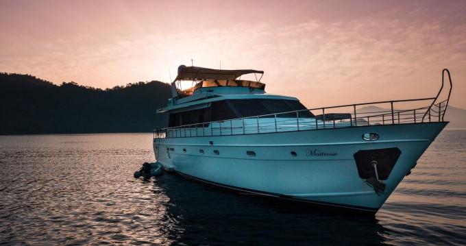 Yacht-Charter in Göcek - special 72 auf SamBoat