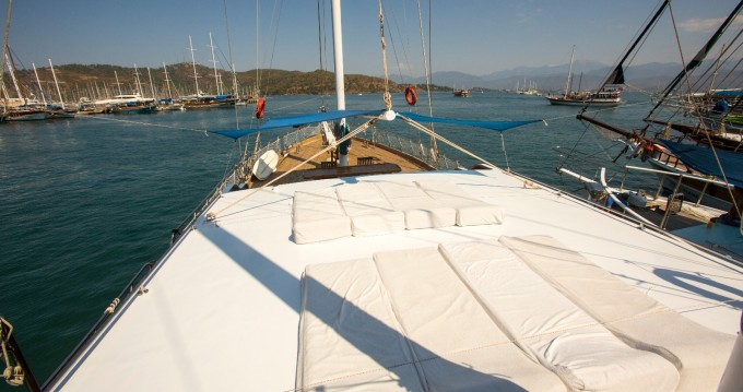Bootsverleih Ketch * Fethiye Samboat