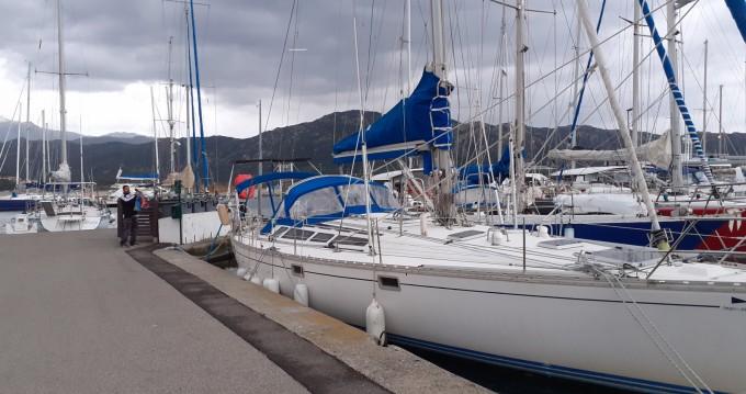 Bootsverleih Saint-Florent günstig Sun Kiss 47