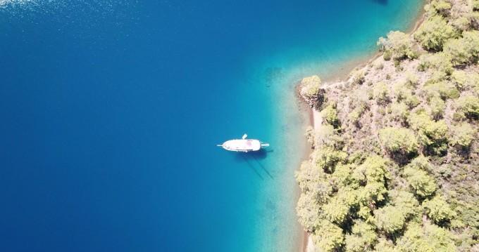 Yacht-Charter in Fethiye - Gulet STD. auf SamBoat