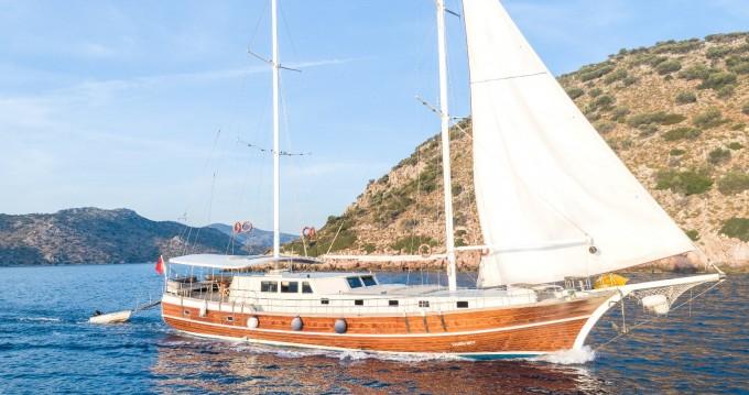 Bootsverleih GULET KECH LUXURY Bozburun Samboat