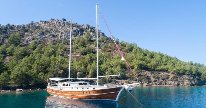 Yachten mit oder ohne Skipper GULET KECH mieten in Bozburun