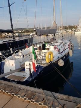 Segelboot mieten in Nettuno - Jeanneau Sun Odyssey 45.2