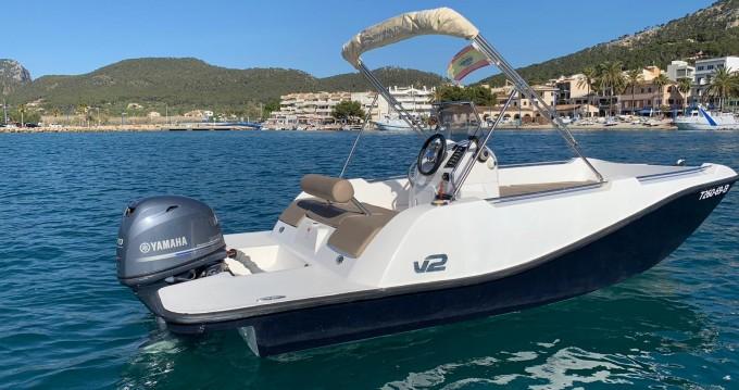Motorboot mieten in Port d'Andratx - V2 BOATS 5.0 SPORT