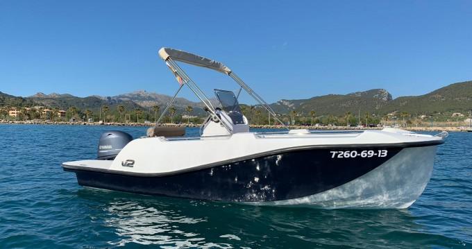 Bootsverleih V2 BOATS 5.0 SPORT Port d'Andratx Samboat
