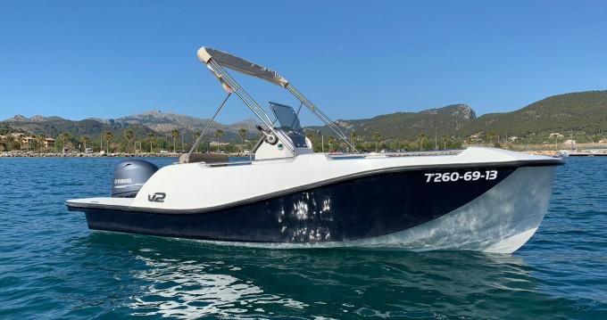 Yacht-Charter in Port d'Andratx - V2 BOATS 5.0 SPORT auf SamBoat