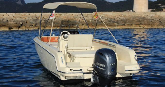 Bootsverleih Invictus  Invictus 190 FX Port d'Andratx Samboat