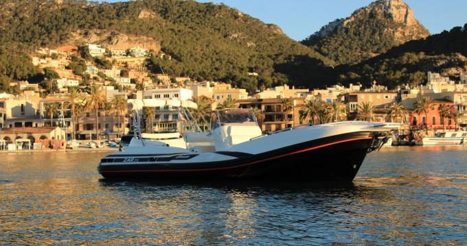 Schlauchboot mieten in Port d'Andratx - Zar Zar 75 Suite