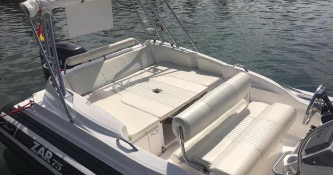 Yacht-Charter in Port d'Andratx - Zar Zar 75 Suite auf SamBoat