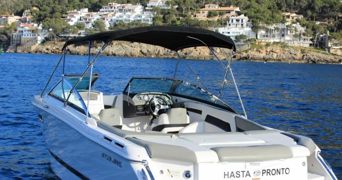 Motorboot mieten in Port d'Andratx zum besten Preis