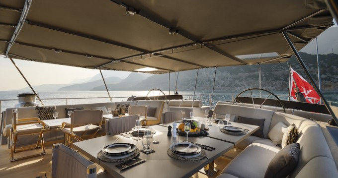 Yacht-Charter in Gustavia - concorde Mirabella Series auf SamBoat