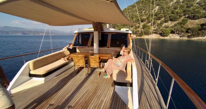 Yacht-Charter in Göcek - Gulet KECH LUXURY auf SamBoat