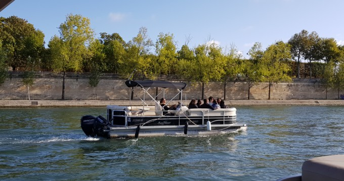 Bootsverleih Smokercraft Sunchaser Paris Samboat