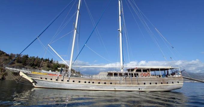Yacht-Charter in Göcek - Gulet Ketch - Deluxe auf SamBoat