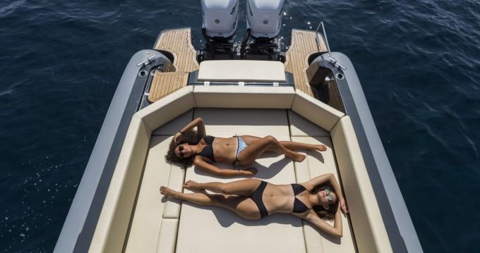 Schlauchboot mieten in Cogolin zum besten Preis