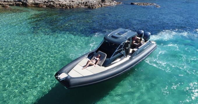 Joker Boat clubman 35 zwischen Privatpersonen und professionellem Anbieter Cogolin
