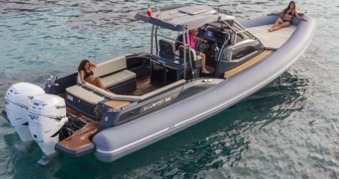 Yacht-Charter in Cogolin - Joker Boat clubman 35 auf SamBoat