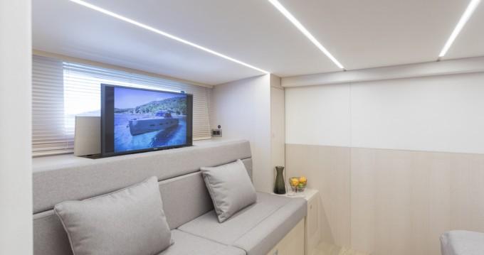 Yacht-Charter in Saint-Tropez - MED YACHT  MED 52  auf SamBoat
