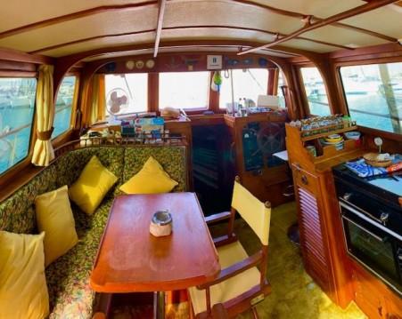 Vermietung Motorboot SEA CHIEF mit Führerschein