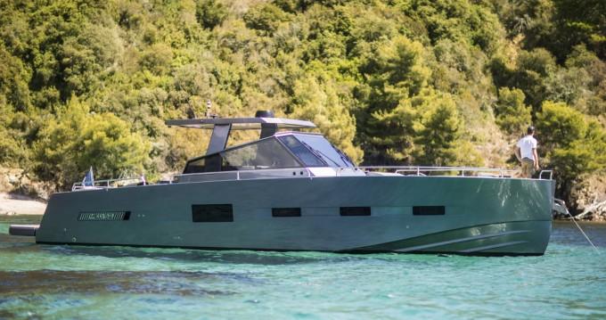 Motorboot mieten in Saint-Tropez - MED YACHT  MED 52