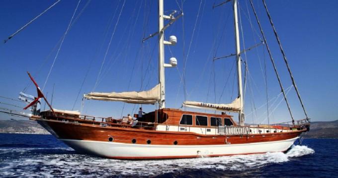 Bootsverleih Gulet Ketch - Ultra deluxe Bodrum Samboat
