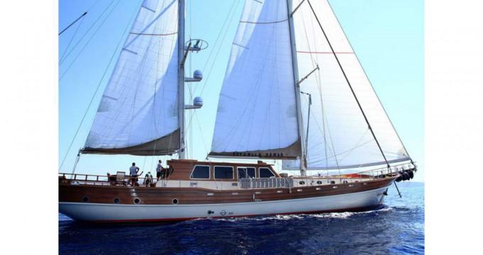 Segelboot mit oder ohne Skipper Gulet mieten in Bodrum