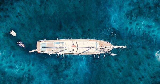 Segelboot mieten in Marmaris - Gulet Ketch - Ultra deluxe
