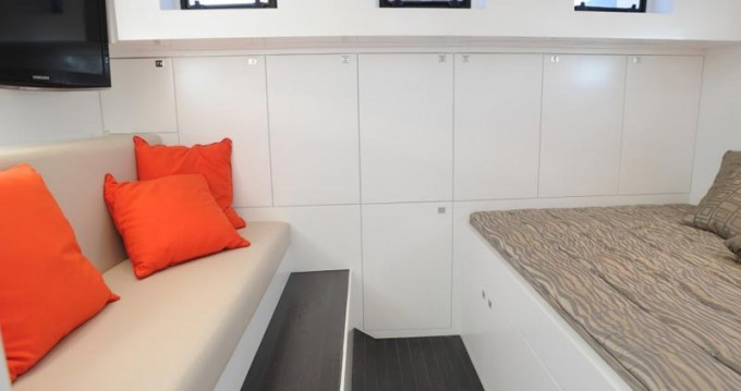 Yacht-Charter in Saint-Tropez - MED YACHT  MED 48 auf SamBoat
