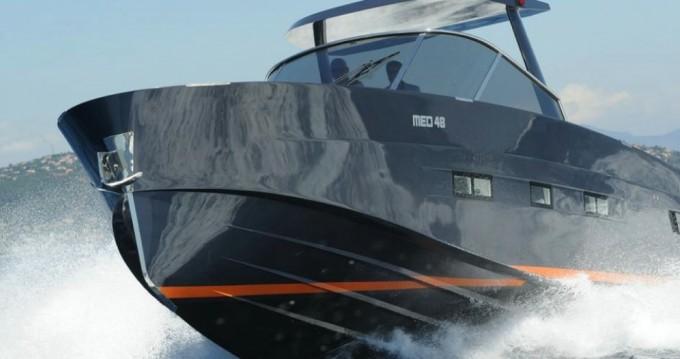 Bootsverleih MED YACHT  MED 48 Saint-Tropez Samboat