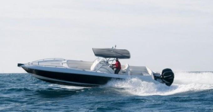 Vermietung Motorboot AL DHAEN mit Führerschein