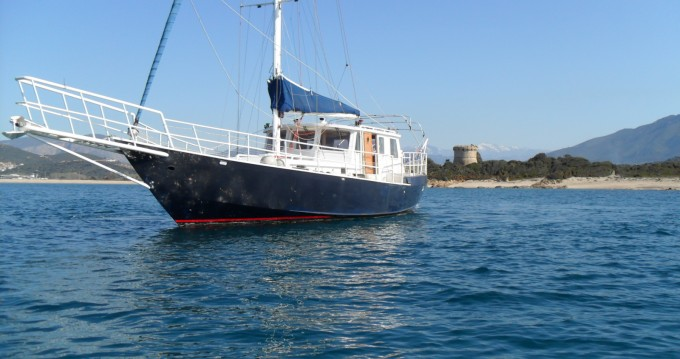 Bootsverleih Bruce Roberts Yachting Design 53 Sloop Ajaccio Samboat