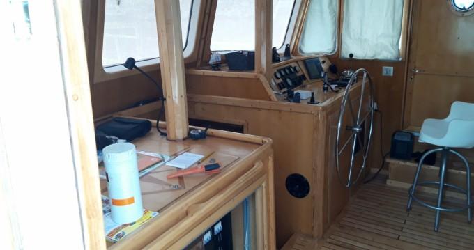 Yacht-Charter in Ajaccio - Bruce Roberts Yachting Design 53 Sloop auf SamBoat