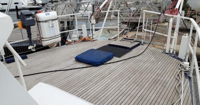 Segelboot mit oder ohne Skipper Bruce Roberts Yachting Design mieten in Ajaccio