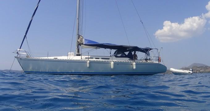 Bootsverleih Álimos günstig Atlantic 49