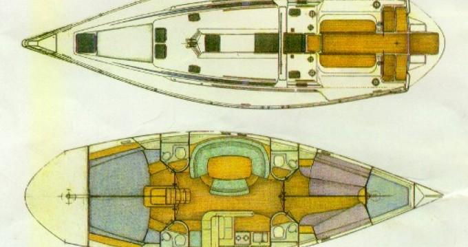 Segelboot mieten in Álimos - Atlantic Atlantic 49
