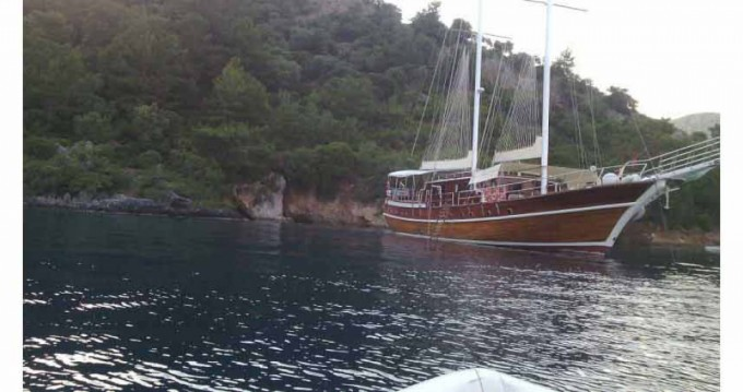 Bootsverleih Gulet Ketch - Deluxe Kos Samboat