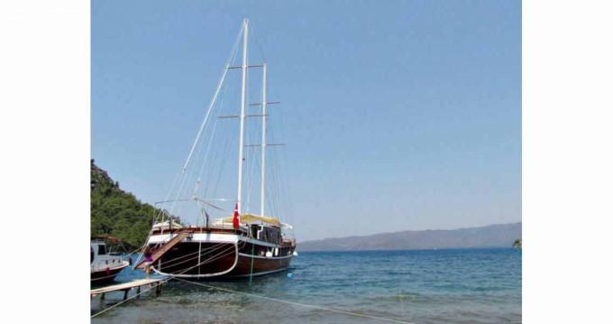 Segelboot mit oder ohne Skipper Gulet mieten in Kos