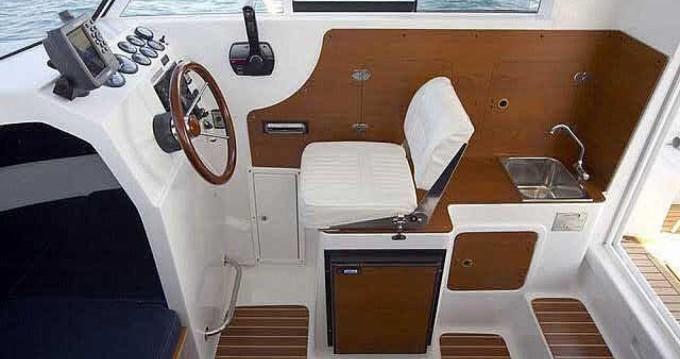 Motorboot mieten in Zadar - Sas Vektor Sas Vektor 700