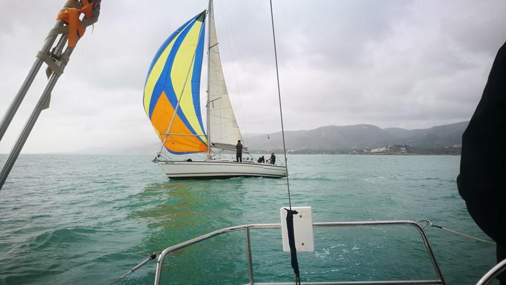 Segelboot mieten in Benicarló - Dehler Dehler 37