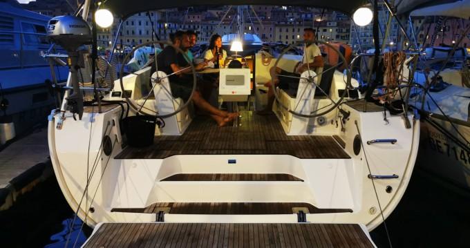 Bootsverleih Bavaria Bavaria 46 Cruiser New San Vincenzo Samboat