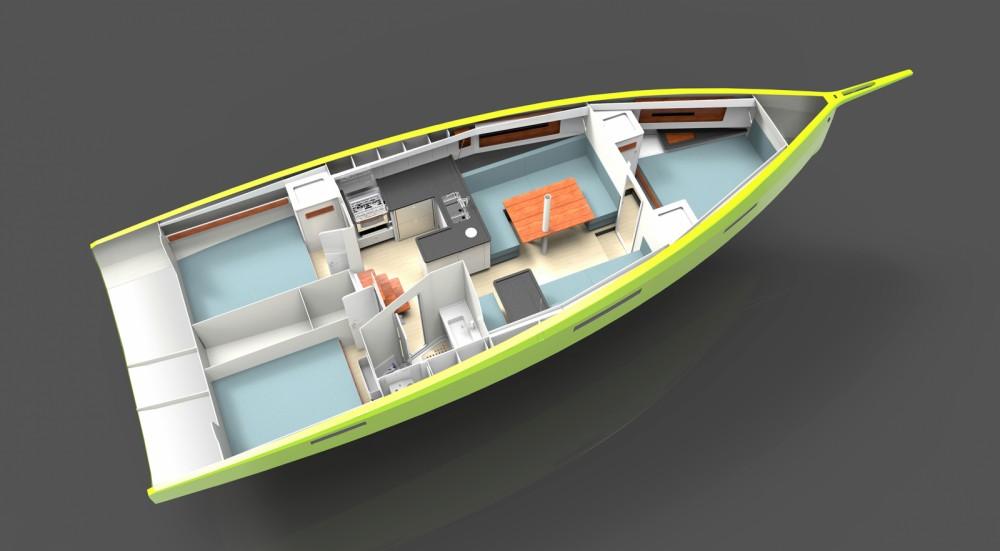 Segelboot mieten in Grimaud zum besten Preis