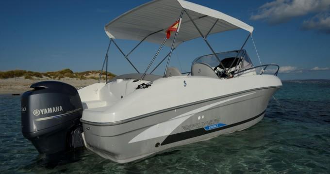 Yacht-Charter in Ibiza Town - Bénéteau Flyer 650 SD auf SamBoat