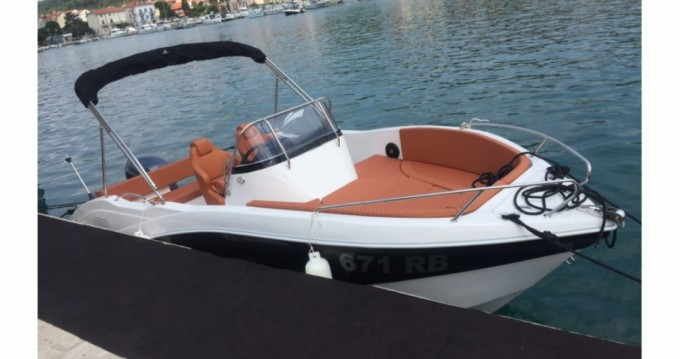 Yacht-Charter in Dubrovnik - Okiboats Barracuda 545 Open auf SamBoat