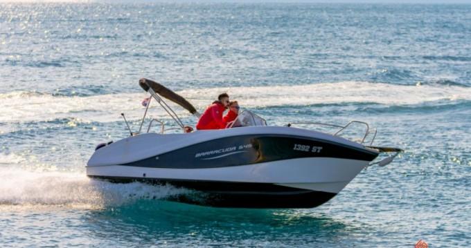 Bootsverleih Okiboats Barracuda 545 Open Dubrovnik Samboat