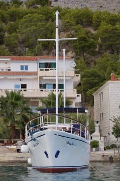 Motorboot mit oder ohne Skipper Unknown mieten in Omiš