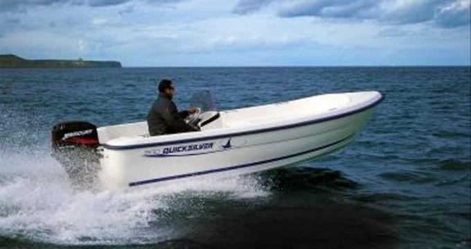 Quicksilver Quicksilver 410 Fish zwischen Privatpersonen und professionellem Anbieter Pointe-Rouge