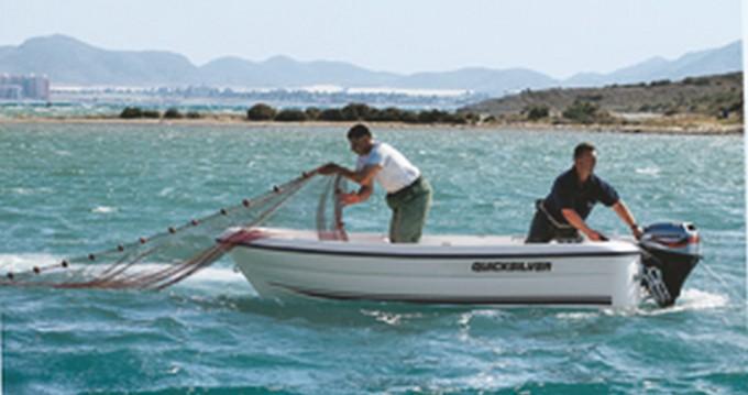 Bootsverleih Quicksilver Quicksilver 410 Fish Pointe-Rouge Samboat