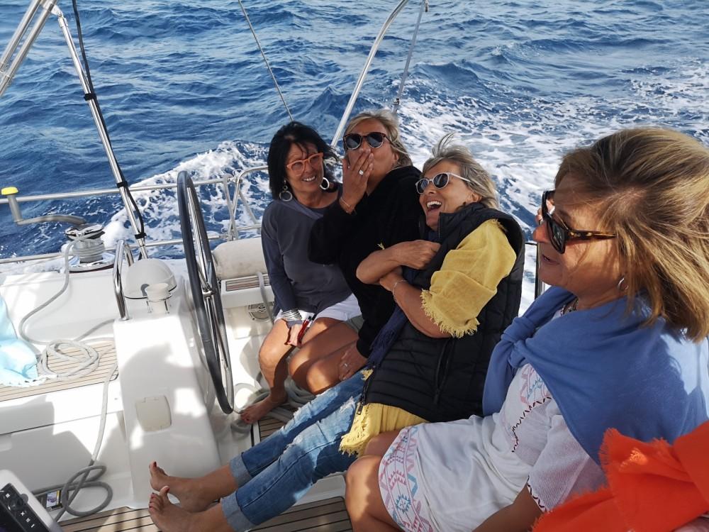 Yacht-Charter in Nizza - Bénéteau Oceanis 48 auf SamBoat