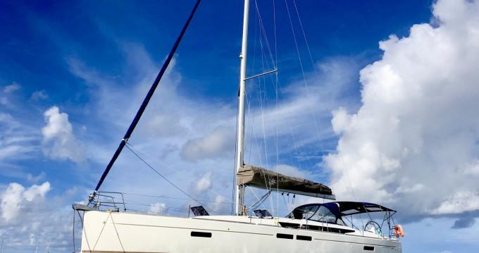 Yacht-Charter in Le Marin - Jeanneau Sun Odyssey 469 auf SamBoat